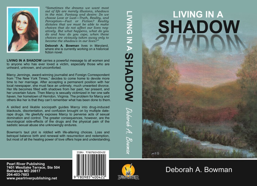 Cover LIVING IN A SHADOW