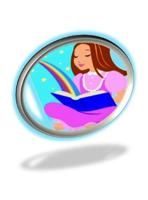 Picture of Girl Reading