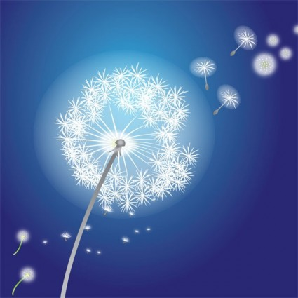 Poem of Sitting Outside at a Silent Retreat, #4: Dandelions! (2/2)