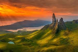Is There Any Place More Mystical and Beautiful in the World? I Think Naught! The Isle of Skye, Scotland--partial setting for the upcoming Historical Past-Life Hypnotic Regression by Deborah A. Bowman (2/2)