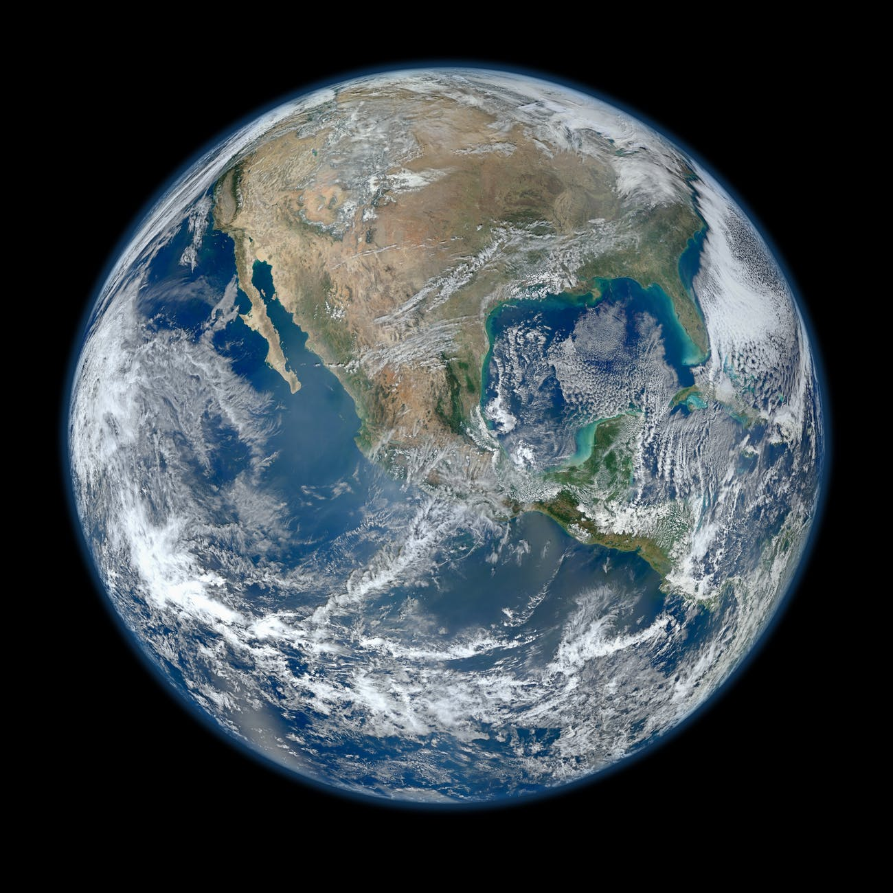 planet earth close up photo